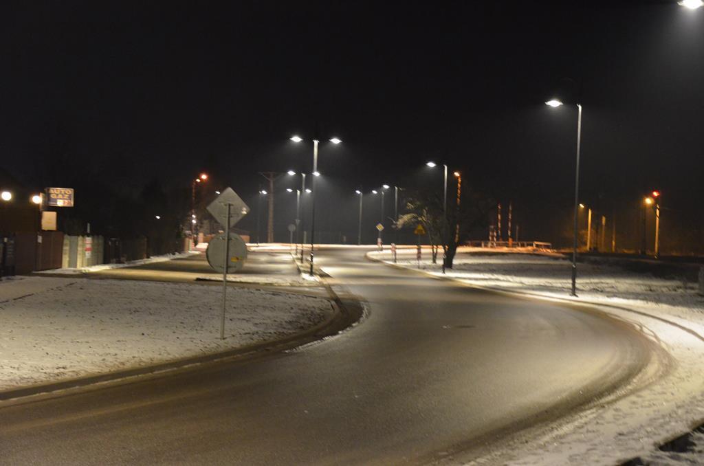 Nowe oświetlenie na ul. Radomskiej. To jednak nie koniec dobrych wiadomości